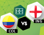 Colombia vs Inglaterra | 8°s Mundial Rusia 2018 | Noticias
