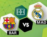 Barcelona vs Real Madrid | Noticias del clásico español