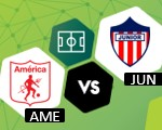 América vs Junior | Superliga Águila Colombia