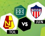 Junior vs Tolima | Superliga Águila Colombia