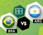 Brasil vs Argentina | Eliminatorias Mundial Rusia 2018