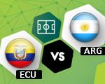 Argentina vs Ecuador | Eliminatorias Mundial Rusia 2018