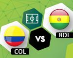 Colombia vs Bolivia | Eliminatorias Mundial Rusia 2018
