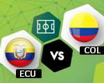 Ecuador vs Colombia | Eliminatorias Mundial Rusia 2018