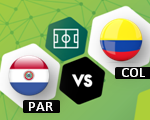 Colombia vs Paraguay| Eliminatorias Mundial Rusia 2018