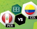 Perú vs Colombia | Eliminatorias Mundial Rusia 2018 | Tineus