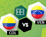 Venezuela vs Colombia | Eliminatorias Mundial Rusia 2018